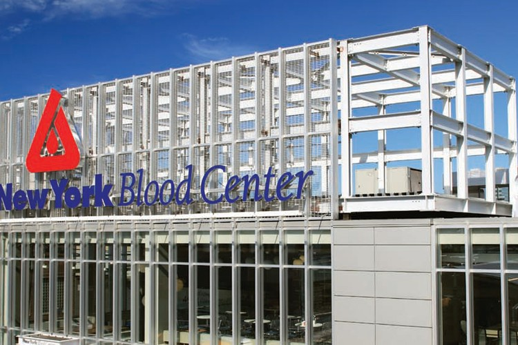 Plaza New York Blood Center