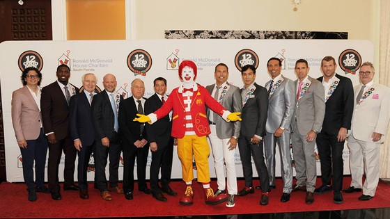Plaza and Ronald McDonald House Charities