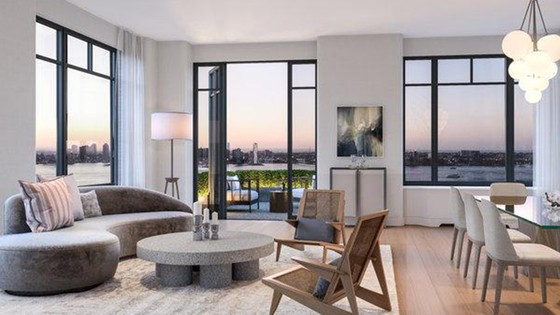 Greenwich West Plaza apartment