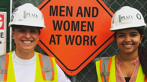Connect & Construct Women in Construction