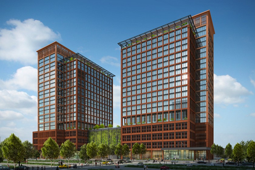 A look at the Garden State's biggest real estate projects