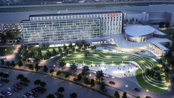 Plaza Construction to manage Resorts World's expansion project