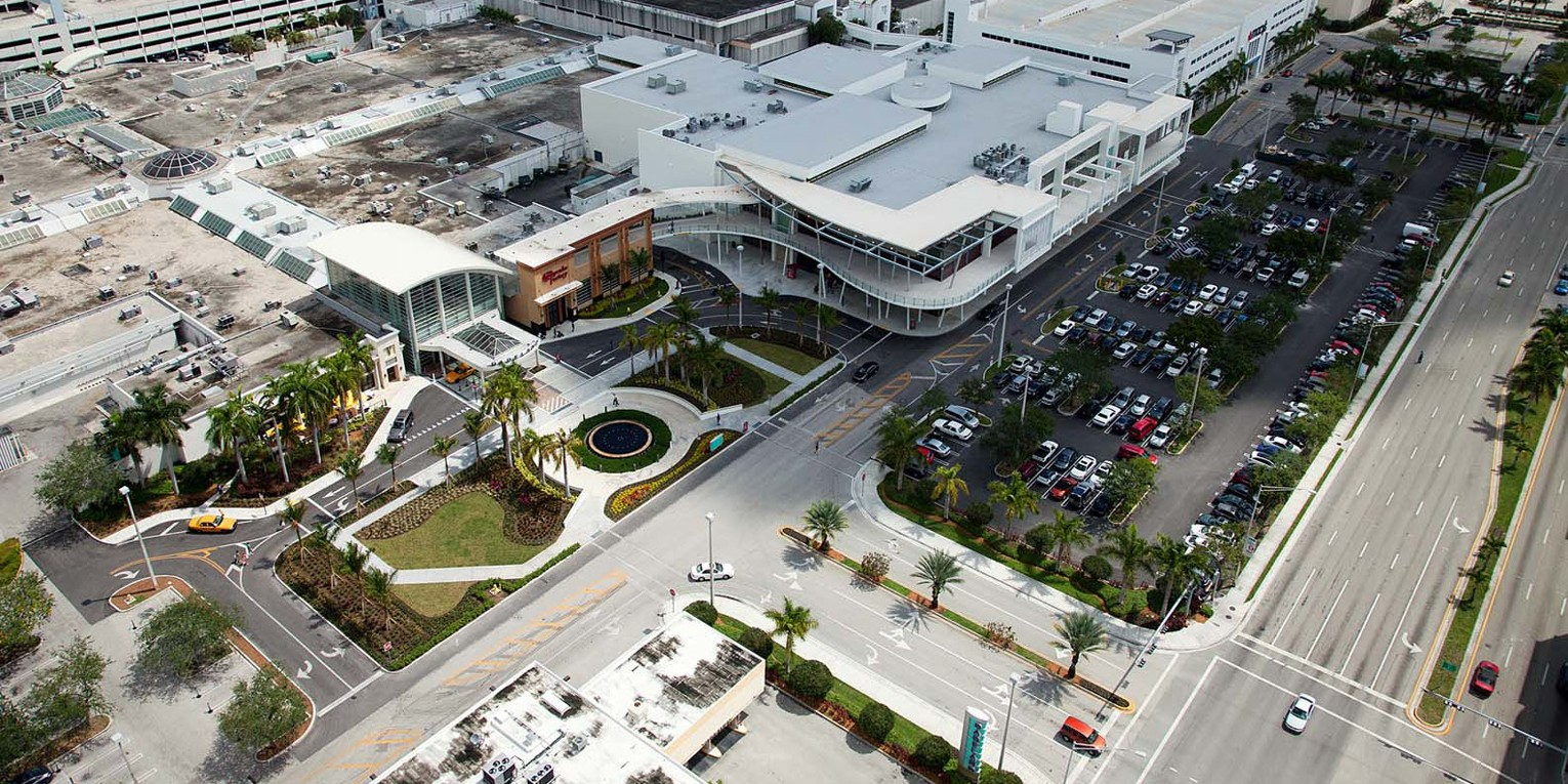 Plaza Dadeland Mall