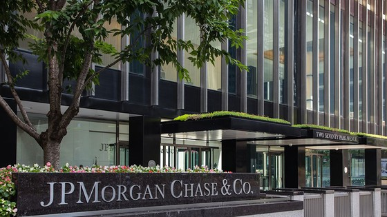 JP Morgan Chase & Co building