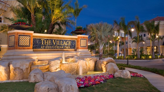 Plaza Village at Gulfstream Park